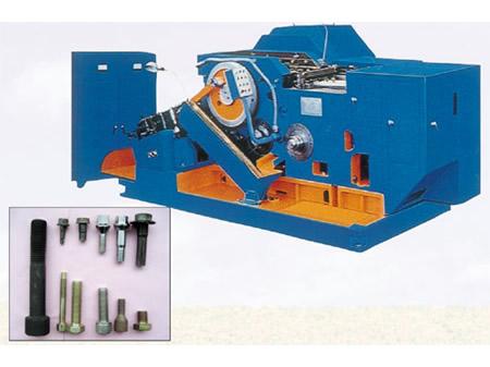三模三冲多工位冷镦机